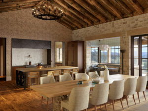 Santa Lucia Preserve - Dining Room