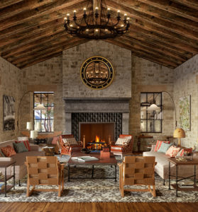 Santa Lucia Preserve - Great Room