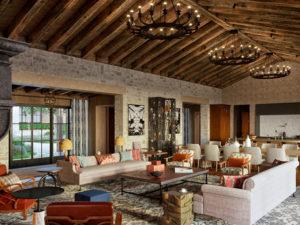 Santa Lucia Preserve - Living Room